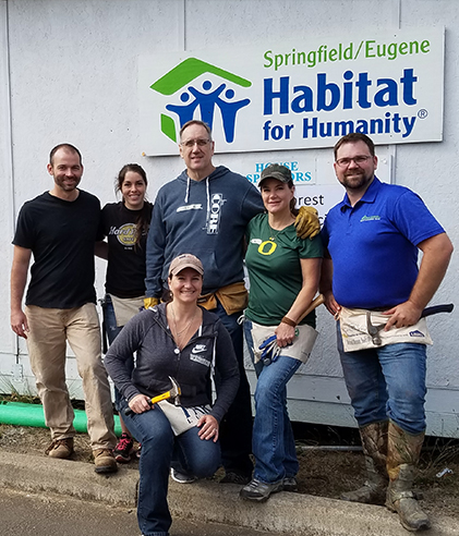 Team Kammerer  - Habitat for Humanity